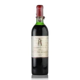 シャトー ラトゥール 1970 キャップシール ラベル不良 フランス ボルドー 赤ワイン