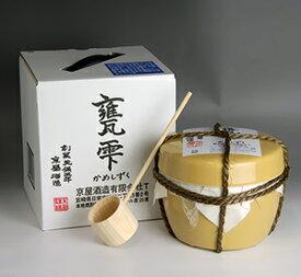 甕雫【かめしずく】芋焼酎 20度 900ml 1本