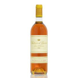 シャトー ディケム 1990 イケム フランス ボルドー 白ワイン