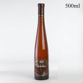 ミヒャエル シェーファー ミュンスター ケーニッヒシュロス ショイレーベ ベーレンアウスレーゼ 1989 500ml ドイツ 白ワイン[のこり1本]