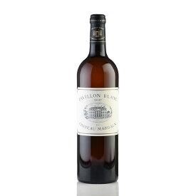 パヴィヨン ブラン デュ シャトー マルゴー 2017 フランス ボルドー 白ワイン