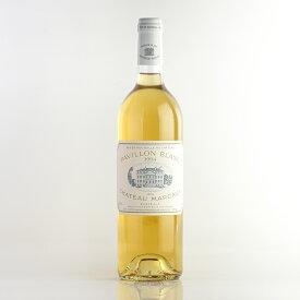パヴィヨン ブラン デュ シャトー マルゴー 1994 フランス ボルドー 白ワイン