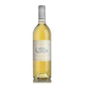 パヴィヨン ブラン デュ シャトー マルゴー 1992 フランス ボルドー 白ワイン[のこり1本]SALE★特別価格
