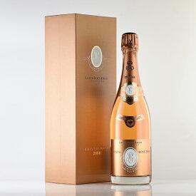 ルイ ロデレール クリスタル ロゼ 2008 ギフトボックス ルイロデレール ルイ・ロデレール シャンパン シャンパーニュ