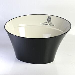 コラール ピカール ラージ アイスバケツ ブラック (アクリル製) (大) ワイングッズ