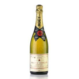 モエ エ シャンドン ブリュット 1964 ラベル不良 シャンパン シャンパーニュ