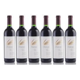 オーヴァチャー NV 1ケース 6本 オーパスワンのセカンド オーバーチュア オーヴァーチュア カリフォルニア ナパ 赤ワイン
