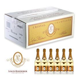 ルイ ロデレール クリスタル 2006 1ケース 6本 ケース買い ルイ・ロデレール シャンパン シャンパーニュ