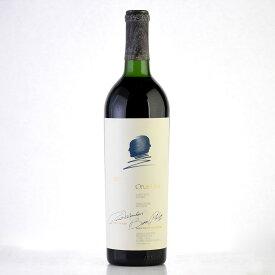オーパスワン 1983 キャップシール不良 オーパス ワン オーパス・ワン カリフォルニア ナパ 赤ワインSALE★特別価格