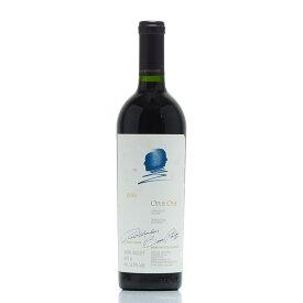 オーパスワン 1996 ラベル不良 オーパス ワン オーパス・ワン カリフォルニア ナパ 赤ワイン