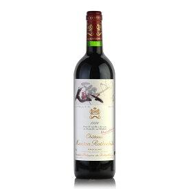 シャトー ムートン ロートシルト 1996 ラベル不良 ロスチャイルド フランス ボルドー 赤ワイン[のこり1本]