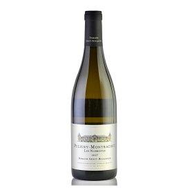 ジェノ ブーランジェール ピュリニー モンラッシェ レ ノロワイエ 2017 正規品 フランス ブルゴーニュ 白ワイン