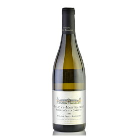 ジェノ ブーランジェール ピュリニー モンラッシェ レ ガレンヌ 2017 正規品 フランス ブルゴーニュ 白ワイン