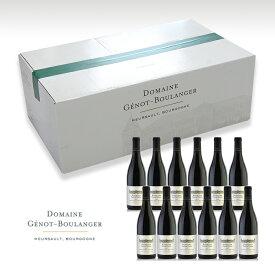 ジェノ ブーランジェール ポマール ヴィエイユ ヴィーニュ 2017 1ケース 12本 正規品 フランス ブルゴーニュ 赤ワイン
