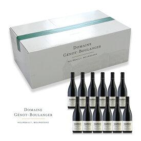 ジェノ ブーランジェール ヴォルネイ ロンスレ 2017 1ケース 12本 正規品 フランス ブルゴーニュ 赤ワイン