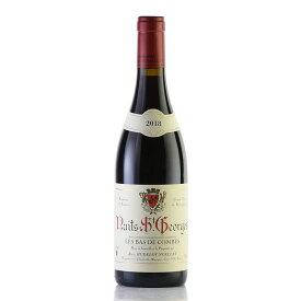 アラン ユドロ ノエラ ニュイ サン ジョルジュ レ バド コンブ 2018 フランス ブルゴーニュ 赤ワイン 新入荷
