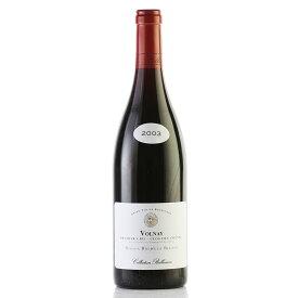 ロッシュ ド ベレーヌ コレクション ベレナム ヴォルネイ プルミエ クリュ クロ デ シェーヌ 2003 フランス ブルゴーニュ 赤ワイン