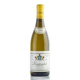 ルフレーヴ モンラッシェ グラン クリュ 2000 フランス ブルゴーニュ 白ワイン 新入荷