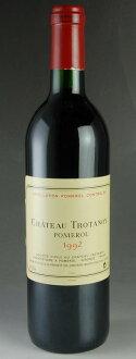 [1992] 성・트로타노와 1개 Ch.Trotanoy 750 ml