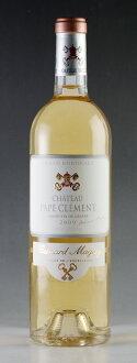 [2009] Pape-Clement, PAPE CLEMENT BLANC, Blanc 750 ml