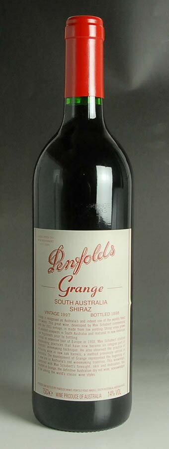 [1997] ペンフォールズ【ペンフォールド】 グランジ 750ml 1本Penfolds Grange