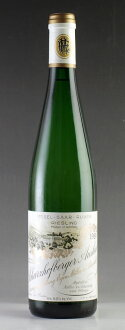 [1989] Egon Muller sharzhofberger Riesling Auslese Egon Muller Scharzhofberger Riesling Auslese750ml