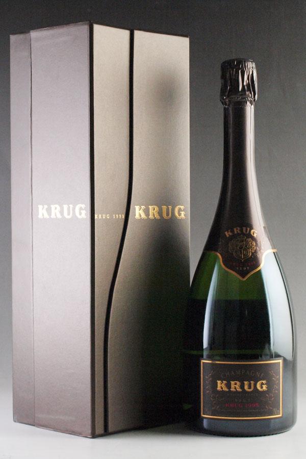 [1995] クリュッグ ヴィンテージ 750ml【オリジナルギフト箱】Krug Vintage[自社輸入]