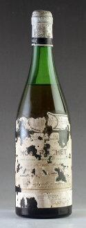 [1975] Montrachet Montrachet Domaine-de-la-Romanée-Conti DRC * label broken Cork Prime
