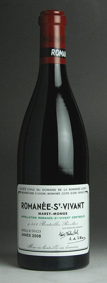 [2008] ロマネ・サン・ヴィヴァンRomanee St.Vivantドメーヌ・ド・ラ・ロマネ・コンティ DRC