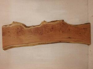ケヤキ 赤 一枚板 耳付き 天板 木材 材木 欅 天板のみ
