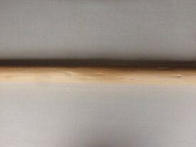 杉 磨き 丸太 丸棒 長さ約1800mm・直径約80mm 【送料無料】 材木 木材 無垢