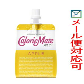 カロリーメイトゼリー アップル味 215g
