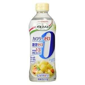 味の素 パルスイート カロリーゼロ 液体 600g