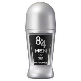 8x4 MEN (エイトフォー メン) ロールオン 無香料 60ml 【医薬部外品】