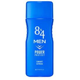 8x4 MEN (エイトフォー メン) フレッシュウォーター スマートシトラス 160ml 【医薬部外品】