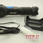 【中古】Brite Strike(ブライトストライク) 動画録画機能付きライト 4GB DLC-200-4-mil-RC 充電器&電池セット