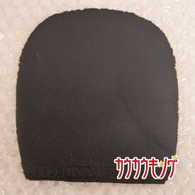 【中古】Nittaku/ニッタク SPIRAL /スパイラル 黒 卓球ラバー