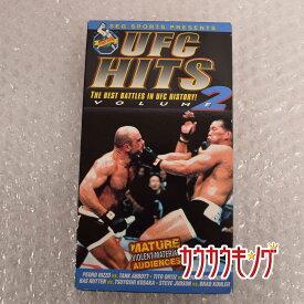 【中古】UFC Hits Vol.2 総合格闘技 VHS