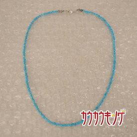 【中古】(未使用) Native Jewelry Turquoise Choker ターコイズ チョーカー ブレスレット