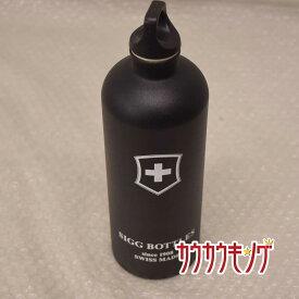 【中古】SIGGボトル シグ スイスクロスタッチ ブラックタッチ 1.0L ウォーターボトル スポーツボトル 水筒 アウトドア