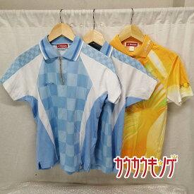 【中古】ニッタク Nittaku SHONAN しょうなん ユニフォーム サイズS レディース 卓球ウェア 計3点 JTTA 卓球部