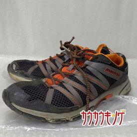 【中古】Montrail モントレイル マウンテンマゾヒストIII トレッキングシューズ 登山靴 サイズ27.5cm トレラン GM2182