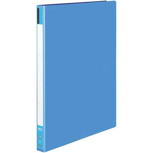 コクヨ リングファイルボード表紙青B4縦背幅30mm