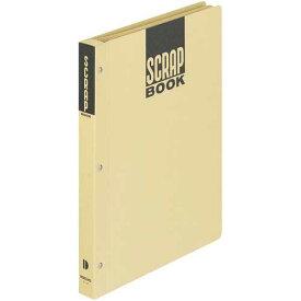 コクヨ スクラップブックD 綴込式 B5縦台紙28枚