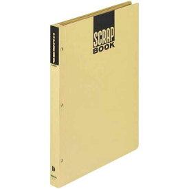 コクヨ スクラップブックD 綴込式 A4縦台紙28枚10冊
