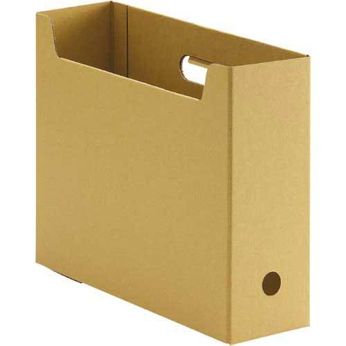 カウネット ファイルボックス(無地) A4横 5個×2 | 整理箱 ファイル フォルダ ボックス 文具 文房具 収納 整理 書類 収納 書類整理 仕分け ステーショナリー 事務用品 A4