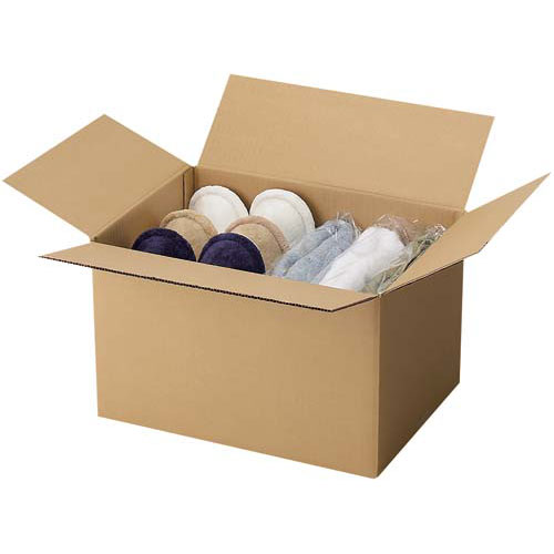 カウネット 無地ダンボール No.3−2(底面A3) 30枚 | 段ボール 梱包 梱包資材 梱包材 箱 収納 引っ越し用 引越し 作業用品 生活雑貨 まとめ買い カウモール A3 A3サイズ