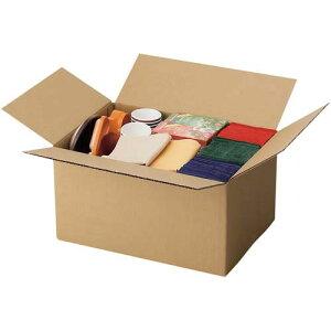 カウネット 無地ダンボール No.4−1(底面LL) 10枚 | 段ボール 梱包 梱包資材 梱包材 箱 収納 引っ越し用 引越し 作業用品 生活雑貨 まとめ買い カウモール LL LLサイズ