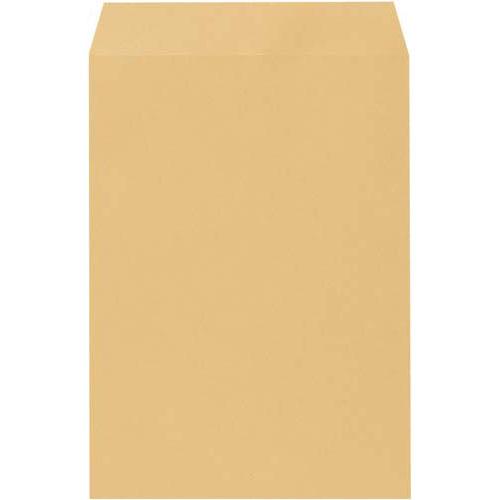 キングコーポレション 厚手クラフト封筒 角2 100g 500枚入