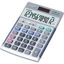 カシオ 電卓 本格実務 ジャスト型 JS−20WK